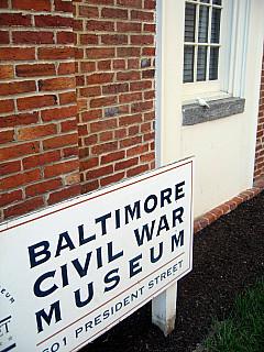 Baltimore - Civil War
