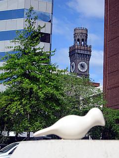 Baltimore - Clock Tower