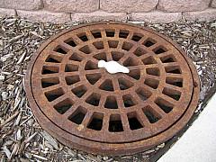 Minneapolis - Manhole