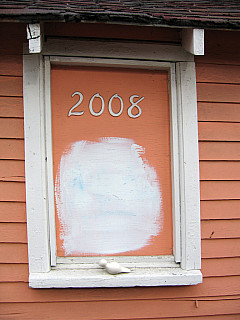 Minneapolis - Peach Window Sill