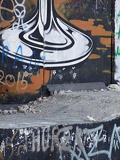 Palestine - Graffiti Wall